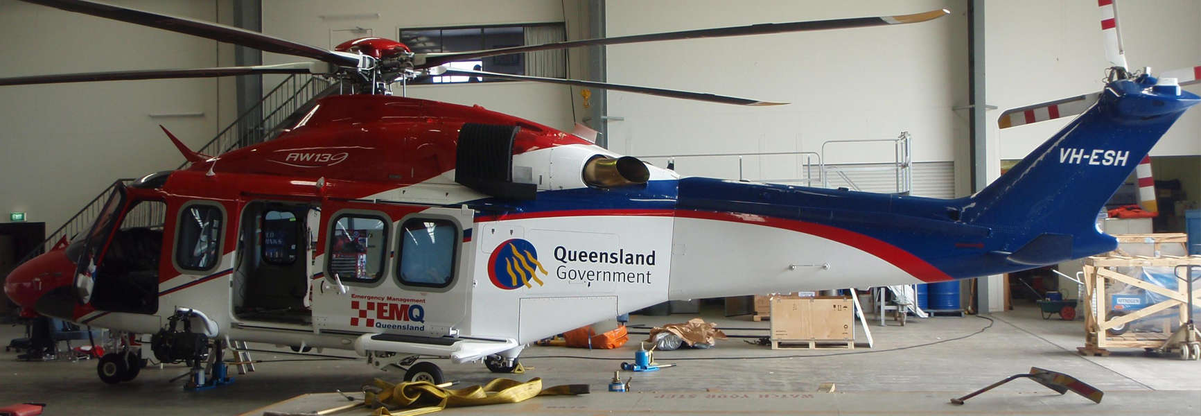 Hangar Tarmac Capabilities-Quality Avionics for Aircraft Upgrades and Maintenance located in Archerfield, Brisbane.